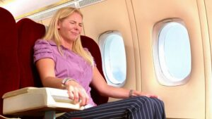 7 travel hacks to fly comfortably if you have fear of flying!